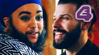 Jay gets beard envy from 'bearded lady' Harnaam Kaur, and she gives...