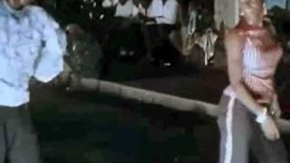Jean Rouch -  La Pyramide Humaine, Scène de danse, 1961