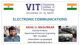AKHIL U MASURKAR - FREQUENCY DIVISION MULTIPLEXING AND DEMULTIPLEXING