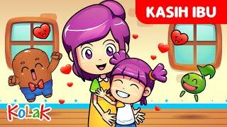 Lagu Anak Indonesia | Kasih Ibu