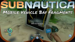 Download lagu Subnautica S2 E2 Where to Find the Mobile Vehicle Bay Fragments MP3
