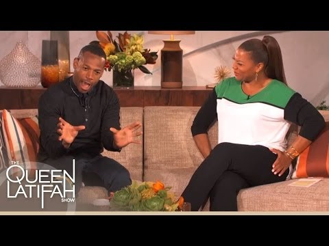 Marlon Wayans Jokes About Checking Queen Out