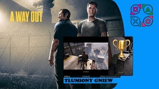 A Way Out - Managed Anger / Tłumiony gniew