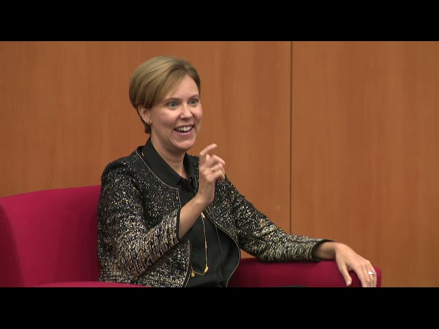 Panel with University Students: A Conversation with Darci Vetter