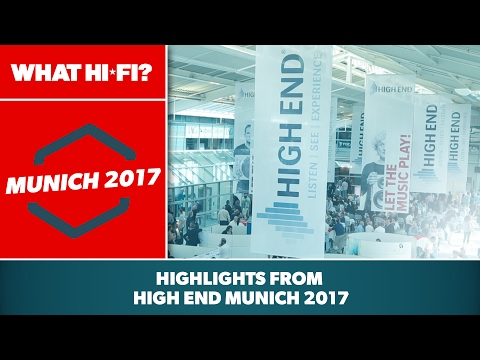 High End Show 2017 highlights - floating turntables, new speaker ranges and more