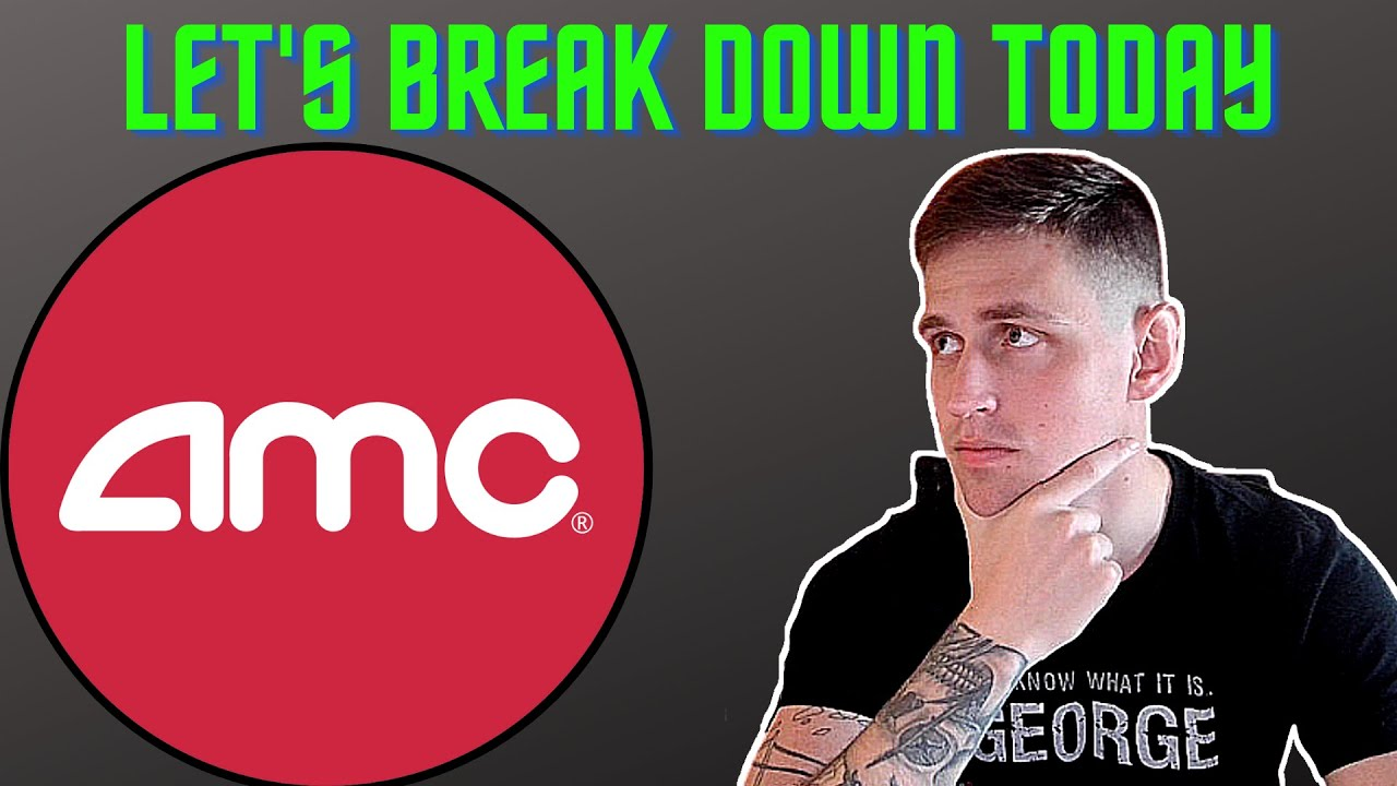 AMC Stock - Let's break down today