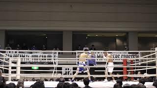 山本隆寛(赤)vs大森将平(青)2018.12.09 thumbnail