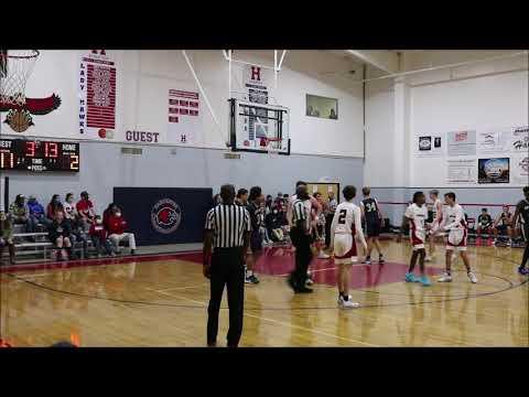 Kings Way Christian School vs. Harvester Christian Academy (Varsity Boys) [12.3.2020] [FULL GAME]