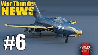 war thunder news   6   f9f 8 cougar a perfect predator   en espaol