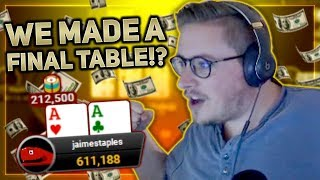 RUNNING DEEP IN EVERYTHING!!! | PokerStaples Stream Highlights