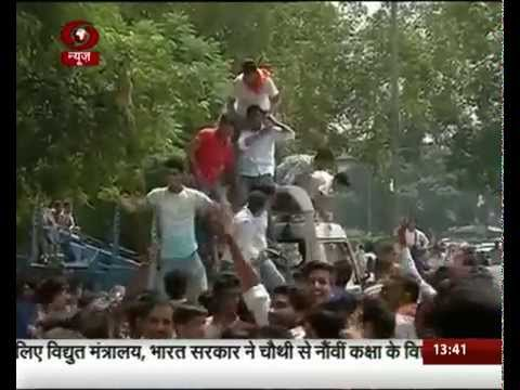 ABVP sweeps Delhi University Students Union Poll