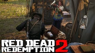 Red Dead Redemption 2 #5 - Much Needed Camp Upgrades