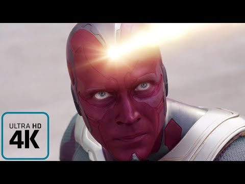 Vision: All Powers From The Films
