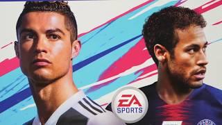 Розпакування PS4 FIFA 19 консолі
