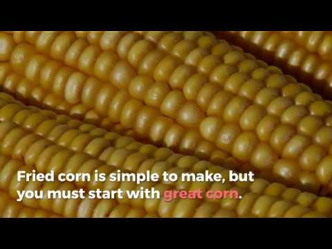 Southern Fried Corn Recipe