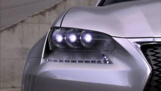 Lexus LF-GH Hybrid Concept 2011 Videos