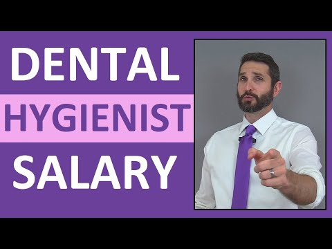 Dental Hygienist Salary Income | How Much Money Does a Dental Hygienist REALLY Make?