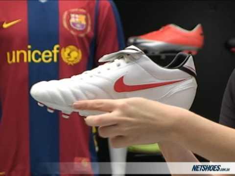 Netshoes - Chuteira Nike Tiempo Mystic 3 FG - YouTube 5249f884ebc91