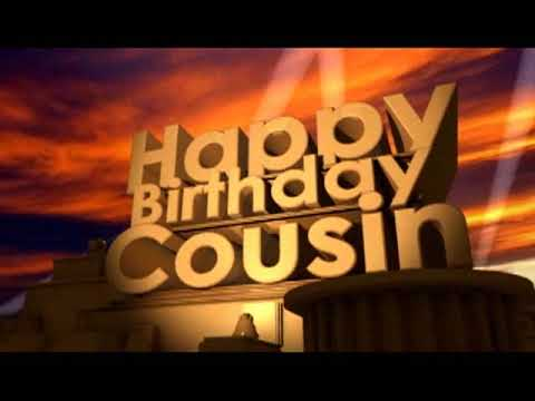 Happy birthday cards female cousin