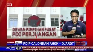 Ahok Tinggalkan Kediaman Megawati