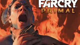 Far Cry Primal All Cutscenes Full Movie Story with Post Credits (Game Movie)