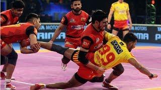 Pro Kabaddi 2018 Qualifier 1 | Gujarat Fortunegiants Vs Bengaluru Bulls| Hindi