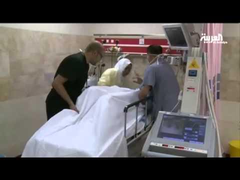الملك سلمان يتلقى التعازي في ضحايا سقوط رافعة الحرم