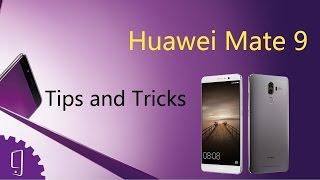 Huawei Mate 9 (Tips & Tricks)