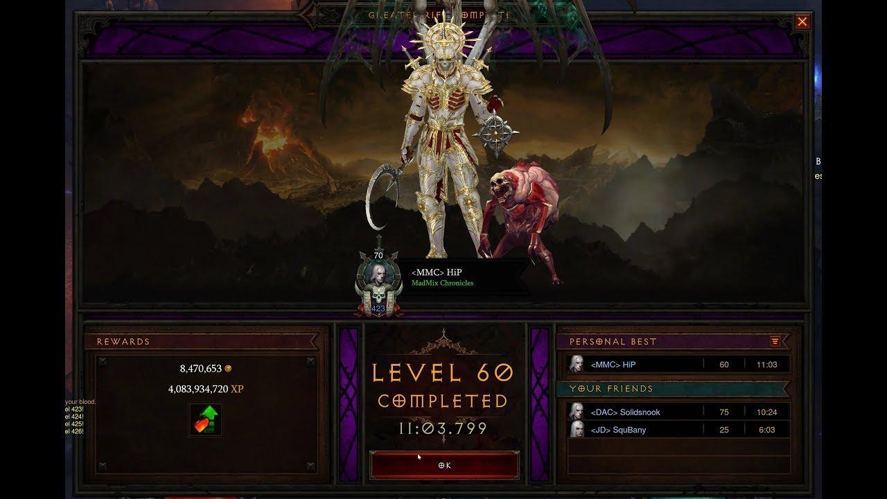 Build Necromancien Diablo