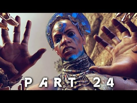 Batari Boss Fight in Far Cry Primal - Walkthrough Gameplay Part 24 (PS4)