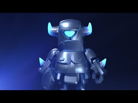 Clash Royale: Mini P.E.K.K.A