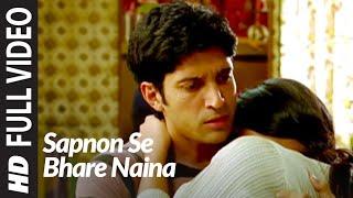 Full Video: Sapnon Se Bhare Naina | Luck By Chance | Farhan Akhtar | Shankar Mahadevan
