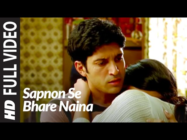 Sapnon Se Bhare Naina [Full Song], Film - Luck By Chance