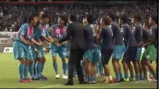 Japanese Delap- Naoyuki Fujita SaganTosu ここに凄い球投げる選手がい...