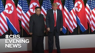 Kim Jong Un asks for another meeting with Trump