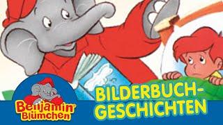 Benjamin Blümchen - Otto ist krank BILDERBUCH GESCHICHTEN