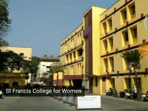 St Francis College for Women, Hyderabad by Aishwarya Arun Kumar