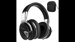 Quiet Space QS1 Active Noise Cancelling Wireless Bluetooth Headphone. by LinkWitz