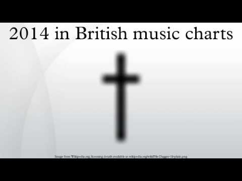 2014 in British music charts