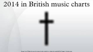 2014 in British music charts