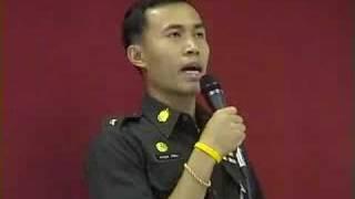 Tipiṭaka Studies at Royal Military Academy 2006