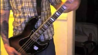 The Jam - Eton Rifles (Bass) - Cover