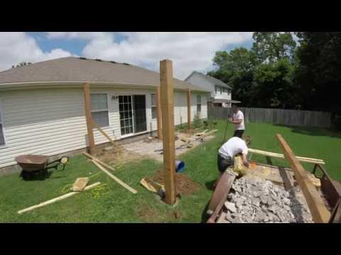 Pergola construction in northwest arkansas deck for Deck builders fayetteville ar