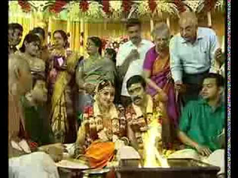 Sneha Weds Prasanna Telugu And Tamil Actress Marriage Video