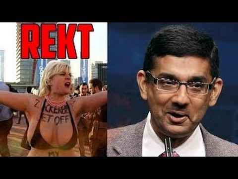 Dinesh D'Souza Explains Fascism to ANTIFA & Leftist Hypocrites! EPIC!
