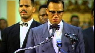 Louis Farrakhan: The Pain of Being a Black Man in White America Part 3