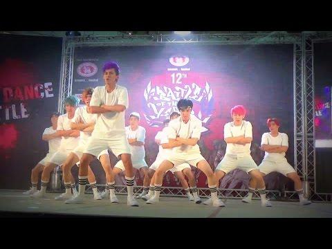 150711 [CU] Millenium Boy cover KPOP - DOPE(쩔어) [BTS] + Tokyo Gegege @BOTY Cover Dance 2015
