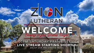 7-11-2020 | Saturday 5:00 PM Praise Service