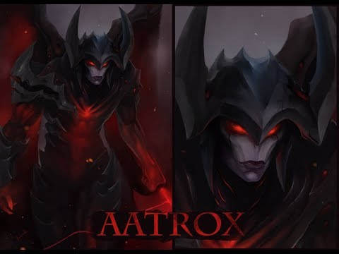 How to Clean up as Aatrox