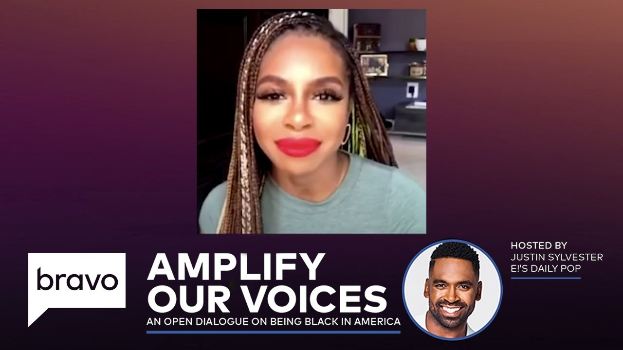Amplify Our Voices: Candiace Dillard on IG Live